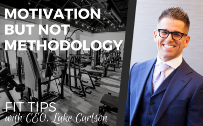 Motivation But Not Methodology