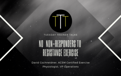 NO NON-RESPONDERS TO EXERCISE