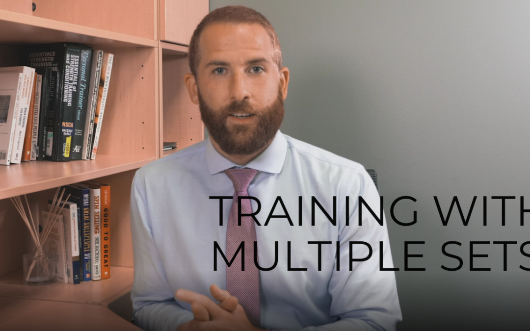 Training with Multiple Sets