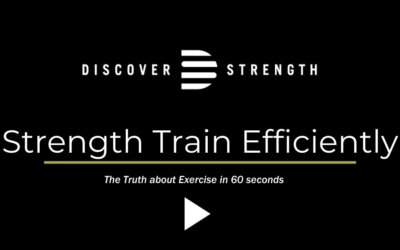 Strength Train Efficiently