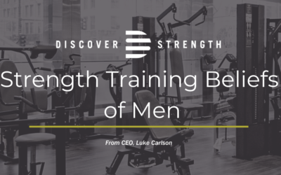 """Lift Big-Get Big"" Culture and the Strength Training Beliefs of Men"