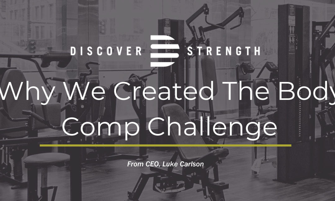 Why We Created The Body Comp Challenge (and Why I Still Love it 11 Years Later)