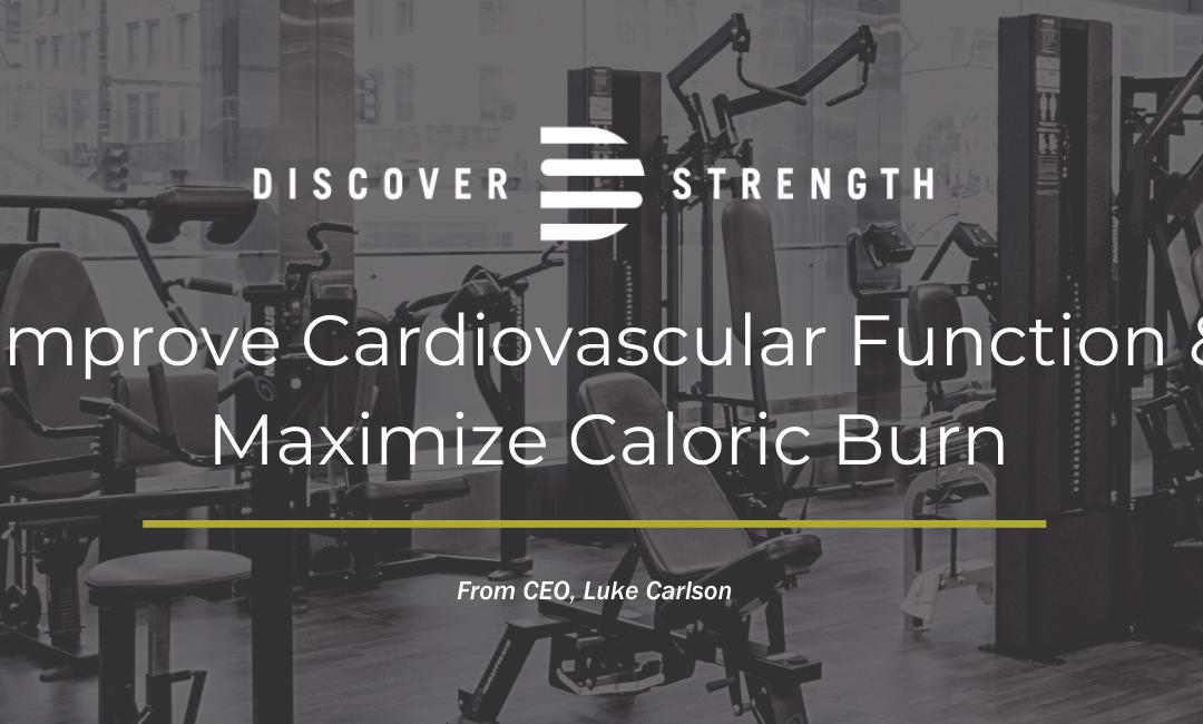 SPRINT INTERVAL TRAINING WORKOUT: Improve cardiovascular function & maximize caloric burn
