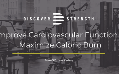 SPRINT INTERVAL TRAINING WORKOUT: Improve cardiovascular function & maximize caloric burn