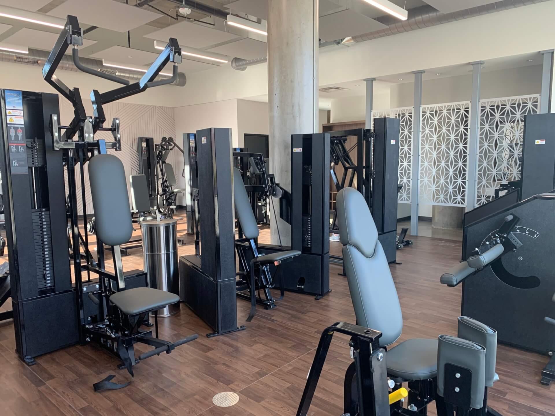 gym in st. louis park