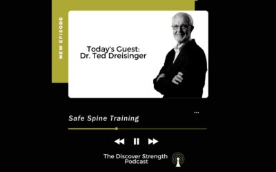 Episode 4: Safe Spine Training