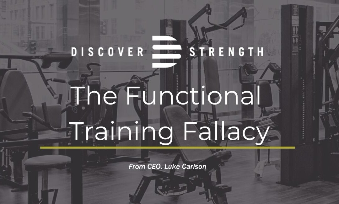 Functional Training Fallacy