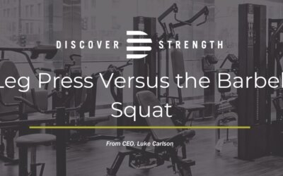 Leg Press Versus the Barbell Squat