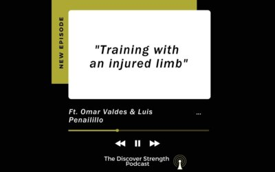 Episode 8: Training With An Injured Limb