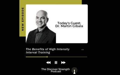 Episode 9: The Benefits of High Intensity Interval Training