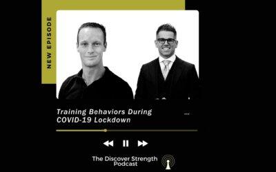 Episode 11: Training Behaviors During COVID-19 Lockdown