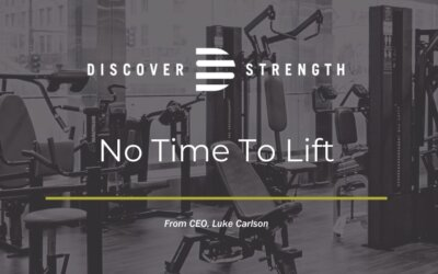 No Time To Lift